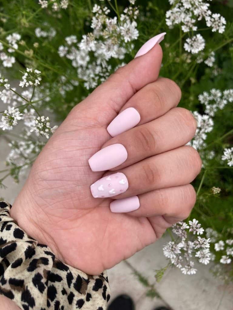 Disney Nails, disney nail designs, Disney Nails simple, disney nail art, Disney Nails acrylic, disney nail ideas, Disney Nails easy, pink nails, press on nails