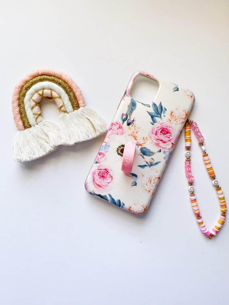 phone charm, phone charm DIY, phone charm aesthetic, phone charms beads, phone charm strap, phone charm ideas, 90s phone charm, YTK phone charm, phone chain, boho phone charm