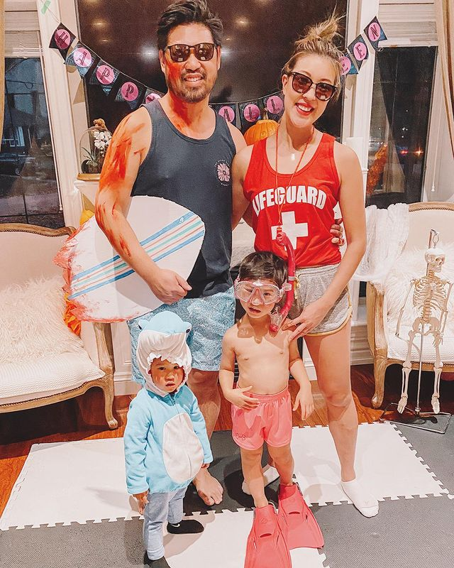 halloween costume, halloween costume family, halloween costume family ideas, family halloween costumes, halloween costumes family for 6, family halloween costumes with kids, halloween costumes family with kids, shark attack halloween costume, family halloween costume for 4, halloween costume family of 4