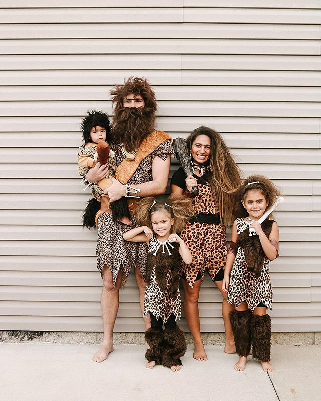 50+ Fun Family Halloween Costumes To Try This Year!