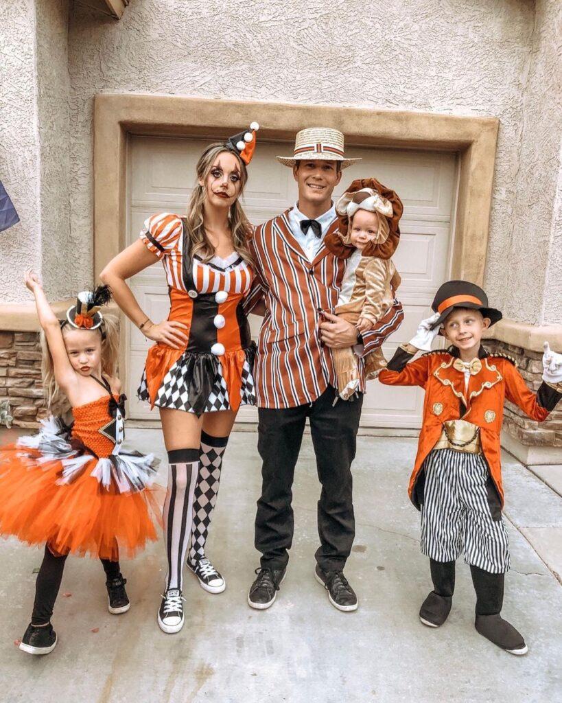 halloween costume, halloween costume family, halloween costume family ideas, family halloween costumes, halloween costumes family for 6, family halloween costumes with kids, halloween costumes family with kids, circus halloween costume, circus costume, family circus costume, halloween costume family of 5, family halloween costume for 5