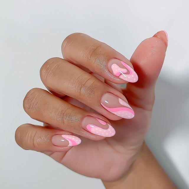 cute nails, cue nails acrylic, cute nails for summer, cute nail designs, cute nail ideas, cute nail art, pink nail designs, pink nails, pink nail ideas, pink nail art