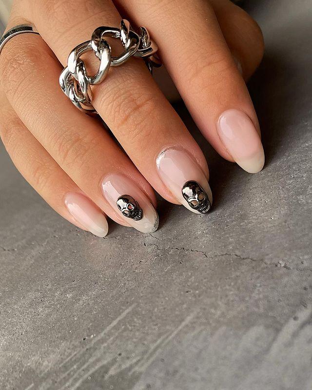 halloween nails, halloween nails acrylic, halloween nails ideas, halloween nails short, halloween nails simple, halloween nails easy, halloween nails 2021, halloween nails acrylic coffin, skull nails