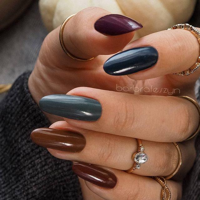 fall nails, fall nail designs, fall nails 2021, fall nail colors, fall nails acrylic, fall nails simple, fall nail art, fall nail ideas, simple fall nails, cute fall nails,