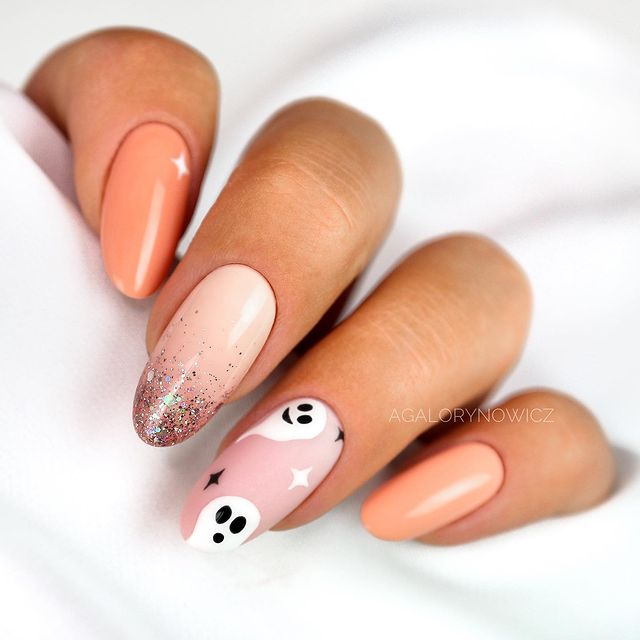 halloween nails, halloween nails acrylic, halloween nails ideas, halloween nails short, halloween nails simple, halloween nails easy, halloween nails 2021, halloween nails acrylic coffin, ghost nails