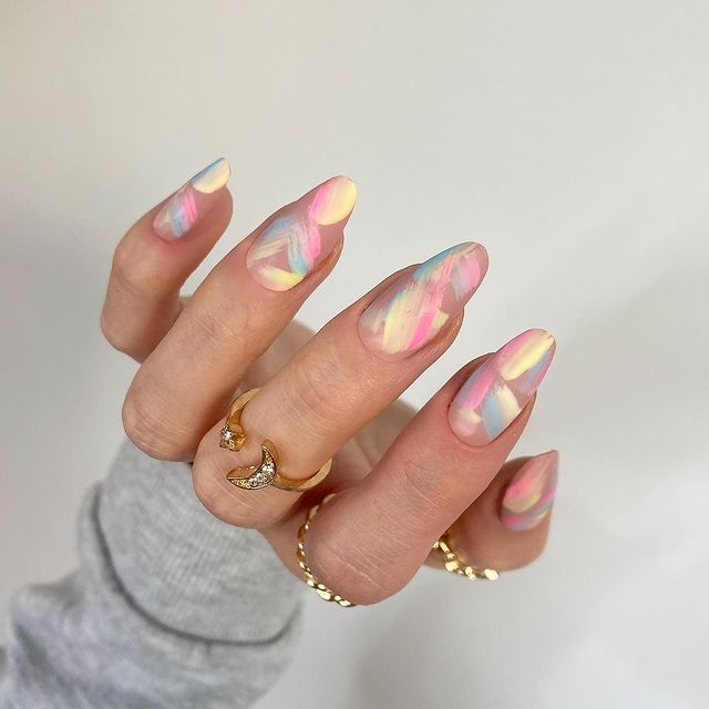 cute nails, cue nails acrylic, cute nails for summer, cute nail designs, cute nail ideas, cute nail art, pastel nails, pastel nail ideas, abstract nails