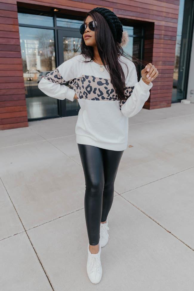 fall outfits, fall outfits women, fall outfits 2021, fall outfit ideas, fall outfits aesthetic, fall outfits fo school, leggings outfit, leopard outfit
