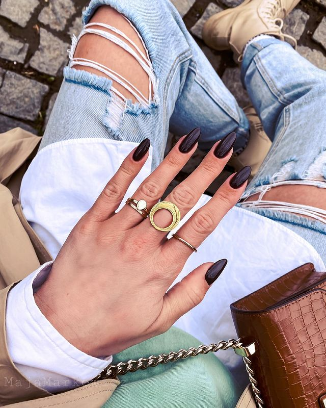50+ Fall Nail Designs You Need To Try!