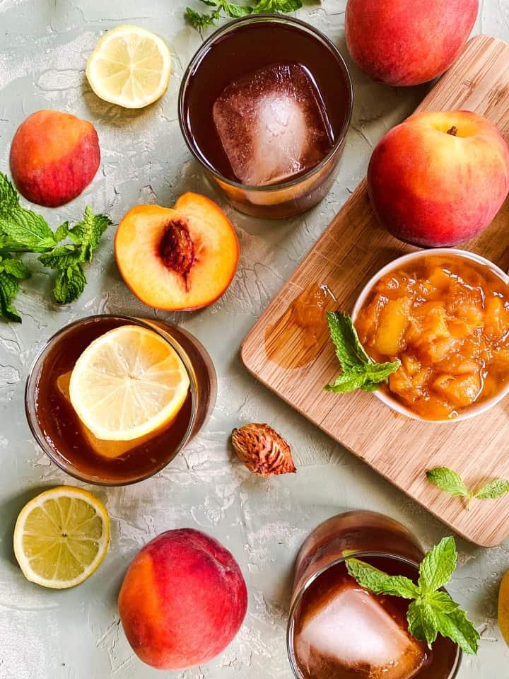 peach recipe, peach recipes, peach recipes healthy, peach recipe easy, peach iced tea, peach drinks alcohol, peach drinks, peach drink recipe