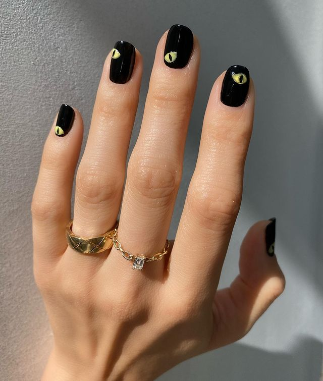 50+ Fun Halloween Nails You Need To Try!