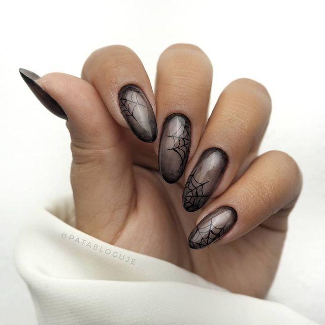 halloween nails, halloween nails acrylic, halloween nails ideas, halloween nails short, halloween nails simple, halloween nails easy, halloween nails 2021, halloween nails acrylic coffin, spider web nails