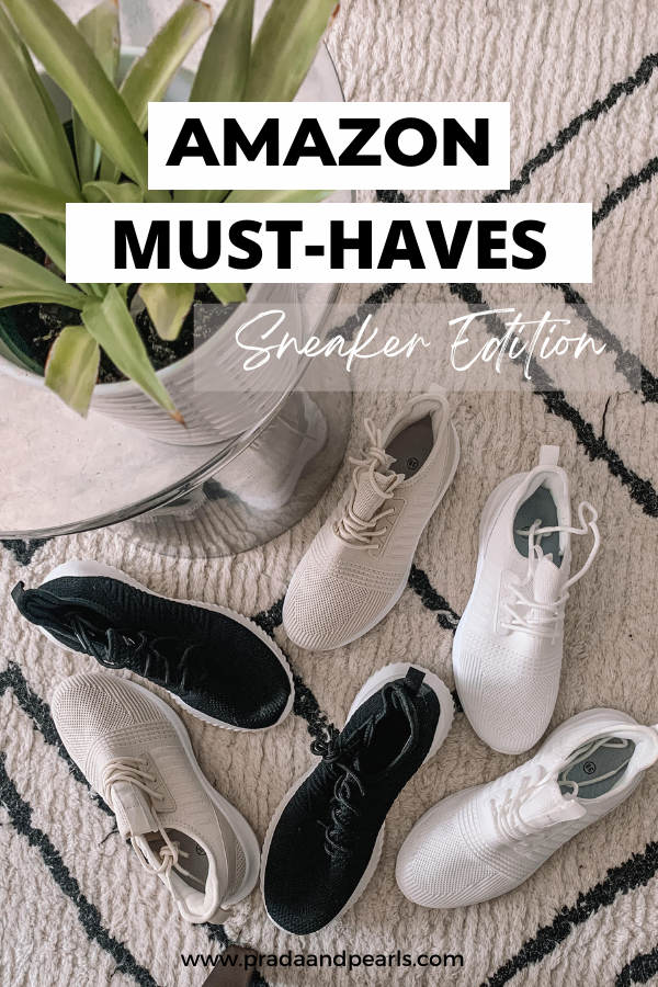 The Best Everyday Sneakers For Women on Amazon!