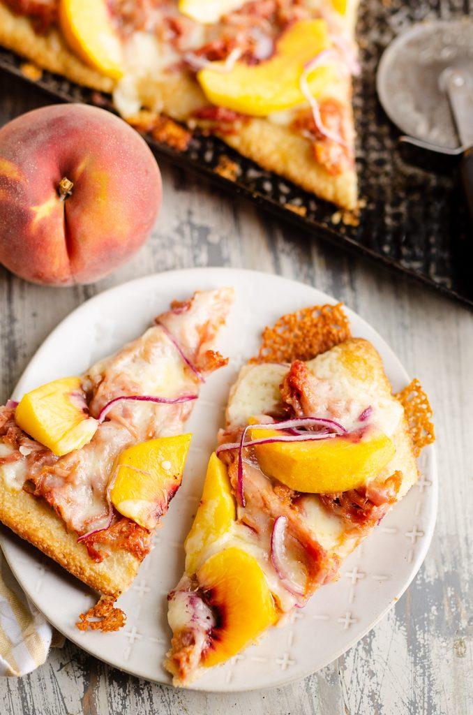 peach recipe, peach recipes, peach recipes healthy, peach recipe easy, peach recipes dinner, peach pizza, pizza recipe