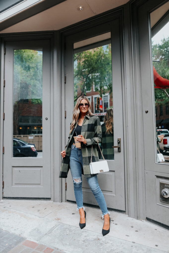 fall outfits, fall outfits women, fall outfits 2021, fall outfit ideas, fall outfits aesthetic, fall outfits fo school, shacket outfit