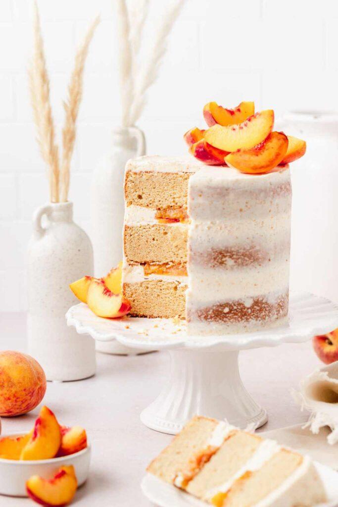peach recipe, peach recipes, peach recipes healthy, peach recipe easy, peach cake, peach cake recipe, peach dessert recipe, peach recipe dessert