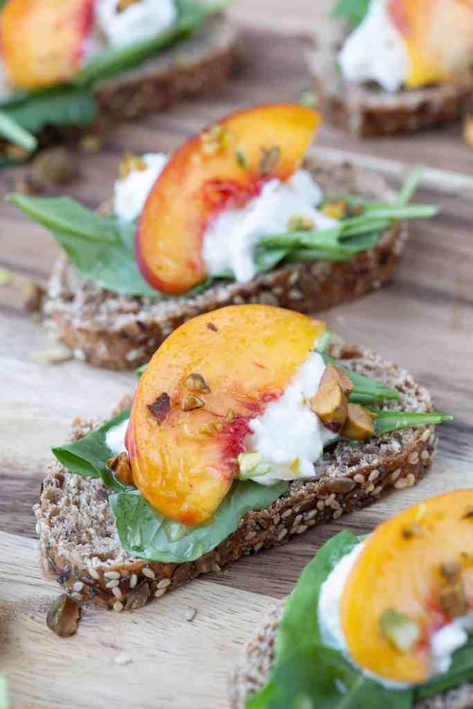 peach recipe, peach recipes, peach recipes healthy, peach recipe easy, peach appetizer, easy peach appetizer
