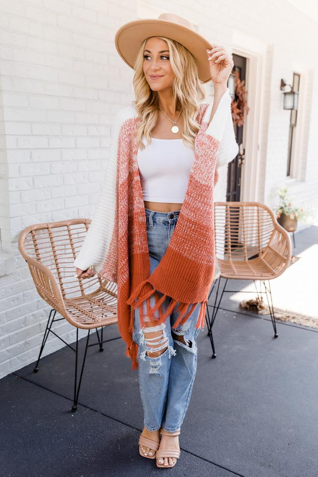 fall outfit idea, fall outfit ideas, fall outfits, fall outfits 2021, fall outfits women, fall outfits aesthetic, fall outfit inspiration, fall outfits for school, cute fall outfits, fringe poncho, poncho outfit