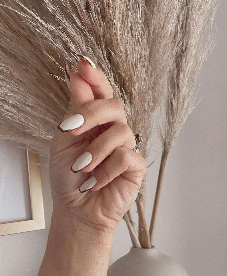 brown nails, brown nails acrylic, brown nails design, brown nails ideas, brown nails aesthetic, brown nails short, brown nails acrylic almond, brown nails acrylic coffin, easy brown nails, simple brown nails, trendy brown nails, neutral nails, neutral nail designs