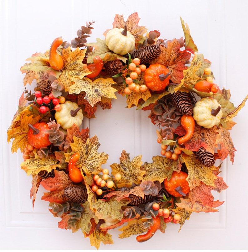 thanksgiving wreath, thanksgiving wreaths for front door, thanksgiving wreath ideas, thanksgiving wreaths & garlands, fall wreaths, fall wreaths for front door, fall decor, thanksgiving decor, thanksgiving decorations, thanksgiving decorations outdoor
