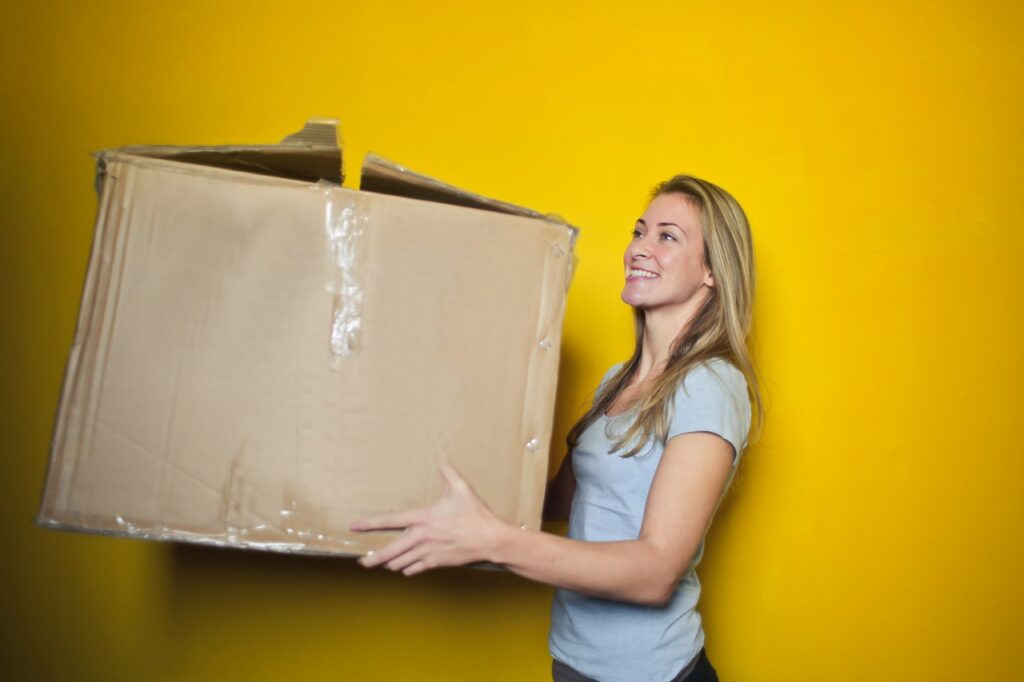how to move stress free, meet the neighbours, moving tips